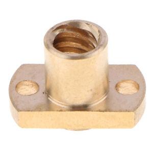 Copper-Nut-Screwnut-for-3D-Printer-Part-T8-8mm-Lead-Screw-Pitch-2mm