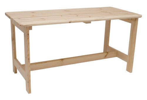 Sitzgruppe Gartengarnitur Holzgarnitur Gartenmöbel Garnitur BERGEN 3-teilig Holz