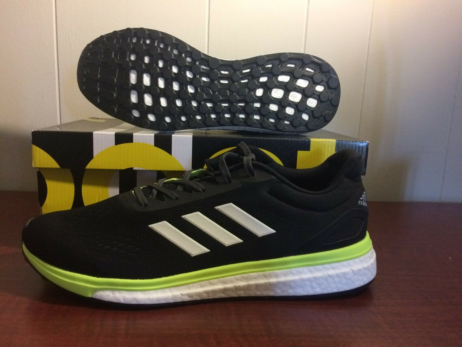 ADIDAS RESPONSE IT homme chaussures noir