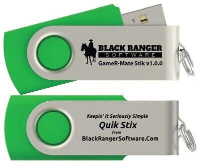 64-bit 64GB Quik Stix GameR-Mate Stik v1.0.0