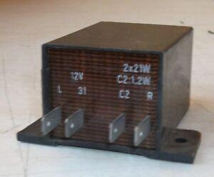 Ersatzteile, Teile & Zubehör Relais Relaisbaustein Blinkgeber 12 V 2 X 21 W Trabant P601 W50 Wartburg 353