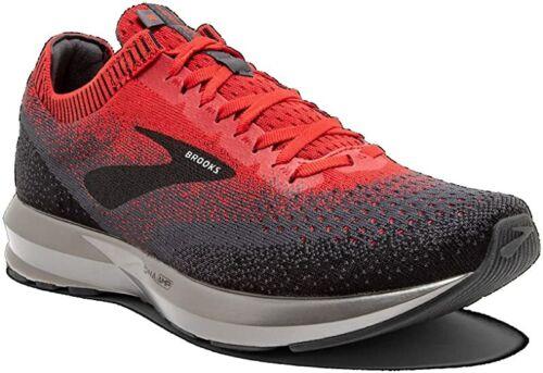 Brooks Men/'s Levitate 2 Running Shoe US M 14 D Black//Grey//Red