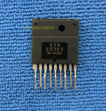WITH STRS5707 S5707  ZIP-9,OFF-LINE SWITCHING REGULATORS