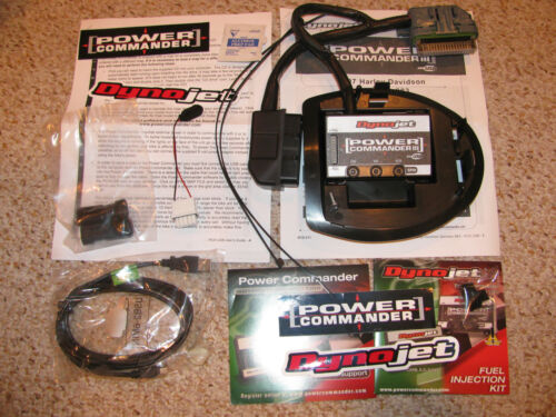 Dynojet Power Commander USB 3 Harley Davidson XL 883 /& 1200 Sportster 07 08