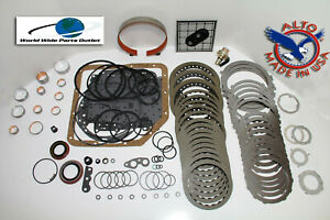 TH350 TH350C Transmission Rebuild kit Heavy Duty Master Kit Stage 4
