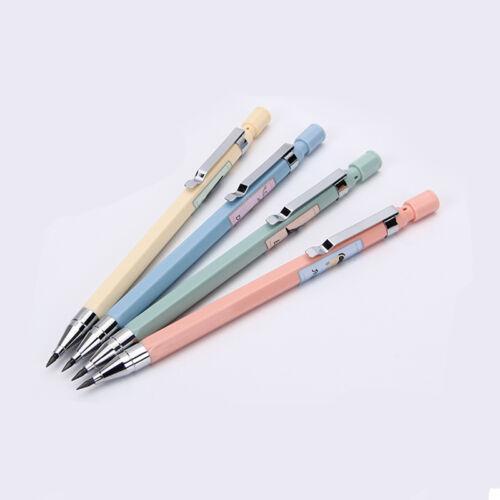 2x Fallbleistift Fallminenstift Druckbleistift Bleistift Süßigkeit Farben G7P4