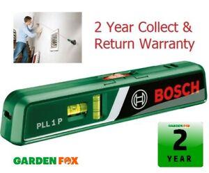 DéTerminé Les épargnants Choix-bosch Pll 1 P Laser Niveau à Bulle 0603663300 3165140710862 D2-afficher Le Titre D'origine