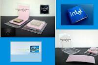 Lga2011 V3 Cpu Clam Shell Case For Xeon E Series Processors - Qty 20