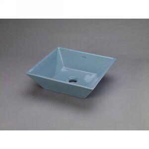 image is loading ronbow 200005 mb square ceramic vessel above counter  ronbow 200005 mb square ceramic vessel above counter sink medium      rh   ebay com