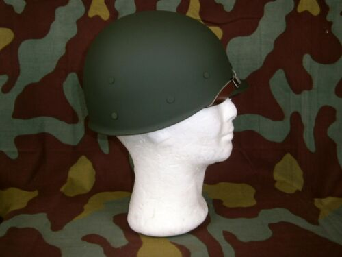 OD Inner helmet Army WW2 Oliver drab Interno completo elmetto US M1 liner
