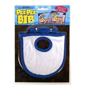 Pee-Pee-Bib-Funny-Novelty-Joke-Prank-Party-Xmas-Secret-Santa-Work-Adult-Fun-Gift