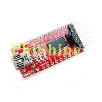 3.3V 5V FT232RL FTDI USB to TTL Serial Adapter Module for Arduino Mini USB