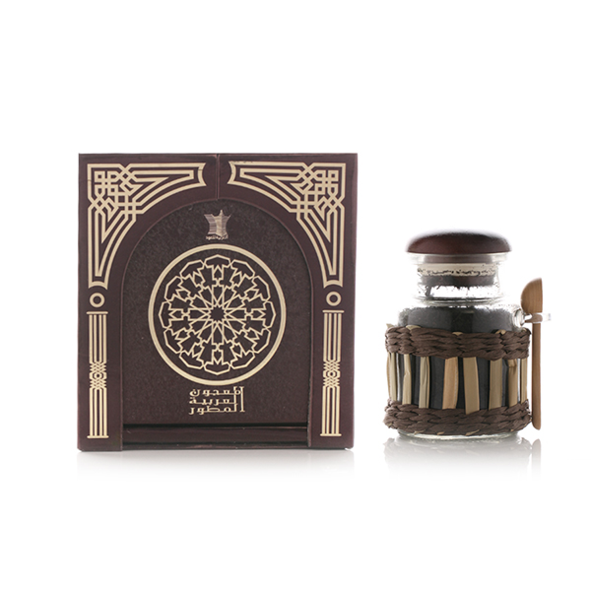 Maajoun Al Arabia motawar Encens par Arabian Oud 80 g-livraison gratuite madjoun