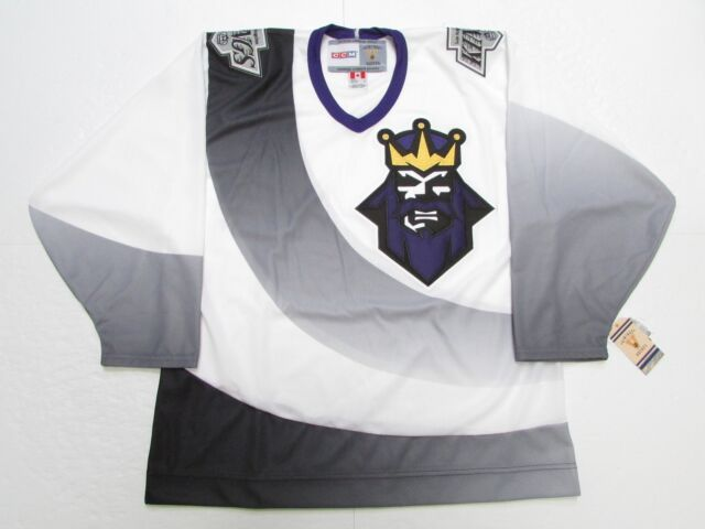 new arrival 32451 ec03a clearance los angeles kings burger king jersey cb26d 51dfb