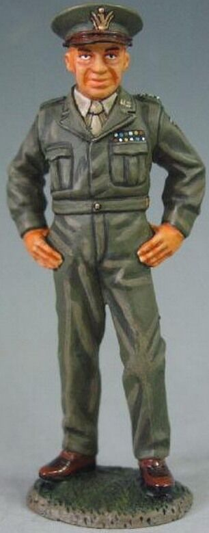 re & Country D Giorno 1944 DD029 Generale Dwight D.Eisenhower MIB