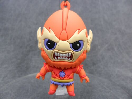 Masters of the Universe Beast Man Figural Clip Blind Bag He-Man Key Chain