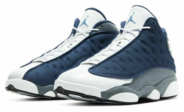 Size 9.5 US Air Jordan 13 Retro Flint