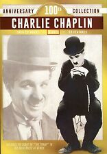 Charles Spencer Chaplin 100th Anniversary DVD Set Collection The Kid Silent Film