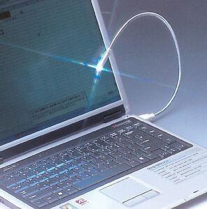 LAMPADA-FLESSIBILE-COMPUTER-USB-LED-NOTEBOOK-PC-LUCE