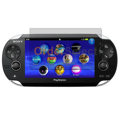 NEW Clear HD LCD Screen Protector for Sony Playstation PSVita PS Vita 900+SOLD