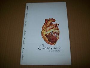DIORAMAS-A-LOVE-STORY-IMAGE-COMICS-2006-RICKETTS-BRIZUELA-CRIME-FICTION-OT