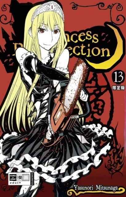 Princess Resurrection 13 von Mitsunaga, Yasunori