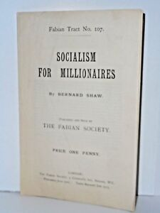 Socialism-For-Millionaires-by-Bernard-Shaw-1913-The-Fabian-Society-tract-no-107