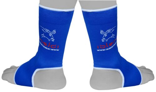 EVO Ankle Support Foot Protector Wraps MMA Kick Boxing Muay Thai Wrestling UFC