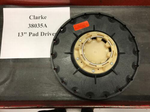 "Nilfisk Advance 38035A 13/"" Pad Driver Clarke Clarke"