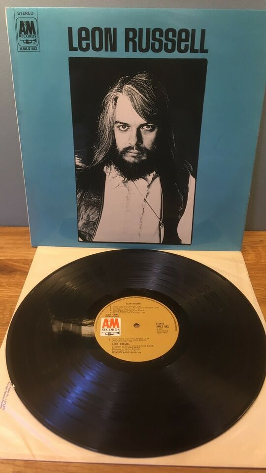 LP, Leon Russell, Leon Russell