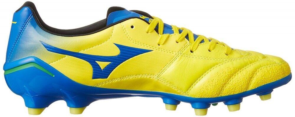 NEW Mizuno soccer spike MONARCIDA 45 JP P1GA1620 45 MONARCIDA Gelb x Blau 27.5 US:9.5 Japan 50cfdb