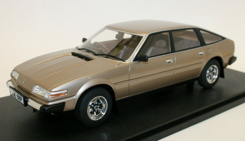 Cult 1 18 Scale Resin Model Car- CML006-1 - Rover 3500 SD1 Series 1 - Midas gold