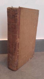Diccionario Ciencias Medical Tomo 43 1820 Panckoucke París + 3 Folios ABE
