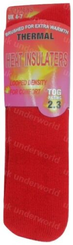 Ladies 2.3 Tog Long Hose Thermal Brushed Ski Socks Wellie Welly Warm Thick Boot