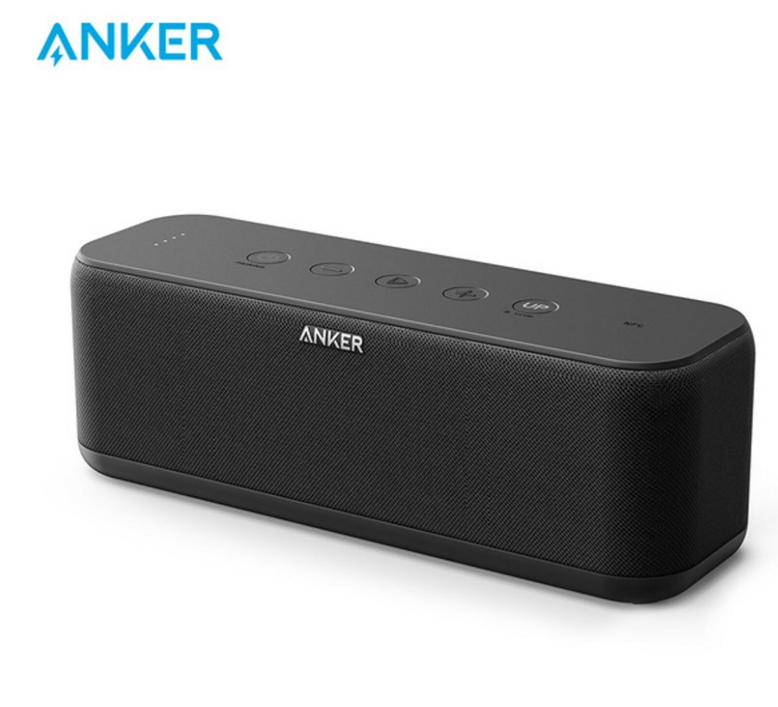 Anker SoundCore Boost 20W Blautooth Speaker with BassUp Technology 12h Playtime