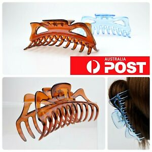 3pc-X-Large-14cm-Hair-Claw-Clip-Styling-Jaw-Grip-Hair-Clamp-Hairclip-Accessory