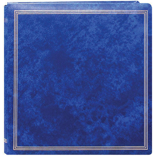 Pioneer PMV-206 Magnetic Photo Album Royal Blue (Same Shipping Any Qty)