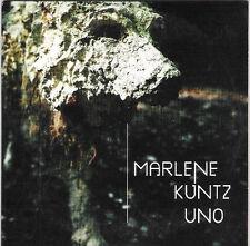 Marlene Kuntz – Uno  Cd Single Promo  2007 Cardsleeve NM One Track Raro