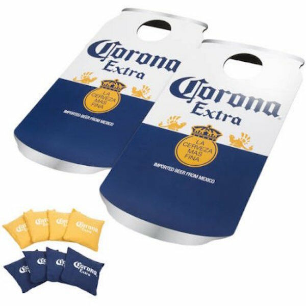 CgoldNA Can Bean Bag Toss Cornhole  Corn Hole Game Boards SET  welcome to buy