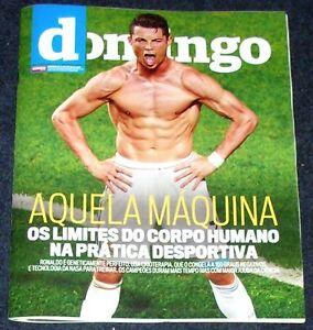 CRISTIANO-RONALDO-full-magazine-DOMINGO-32-x-26-5-cm-cover-article-PORTUGAL