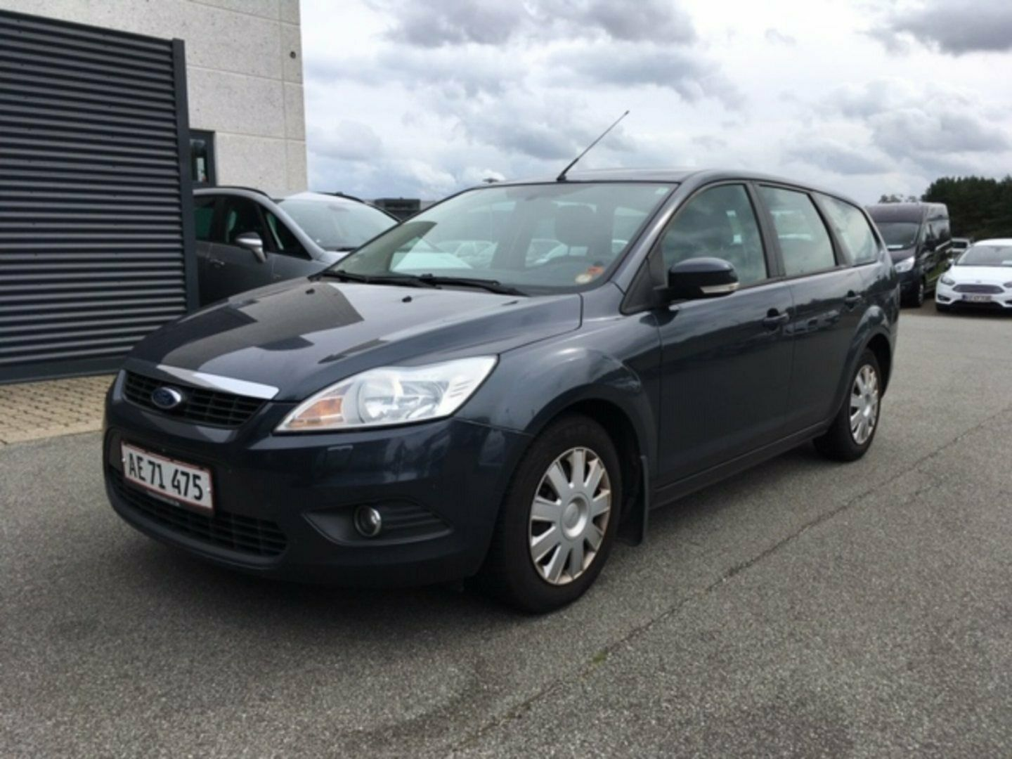 Ford Focus 1,6 TDCi 90 Trend Collection stcar