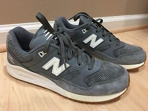 Details about NEW MENS NEW BALANCE 530 ENCAP M530AAG GREY RUNNING SHOES US  9 D 100% AUTHENTIC