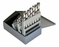 Chicago Latrobe 157 Series High-speed Steel Short Length Drill Bit Set With Meta on sale