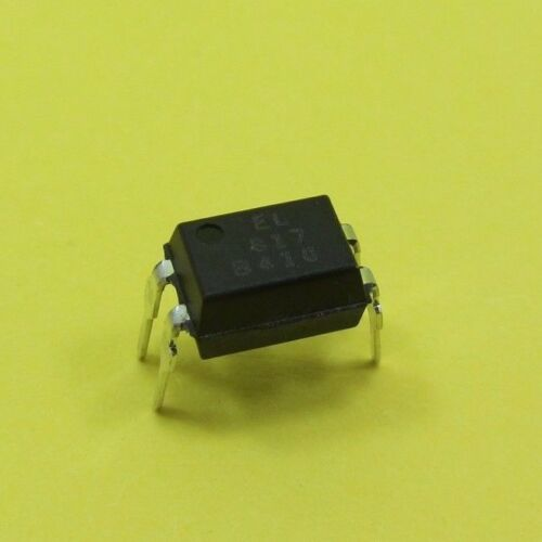 Transistor Photocoupler 4pin Optocoupler EL817C EL817 PC817 LED Diode