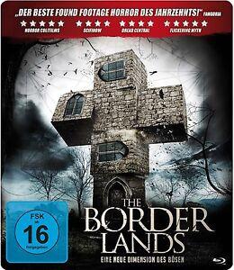 THE-BORDERLANDS-Robin-Hill-Gordon-Kennedy-Patrick-Godfrey-BLU-RAY-NEUF