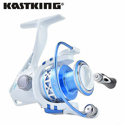 KastKing Summer Spinning Reel 9+1 Ball Bearings 5.2:1 Spinning Fishing Reels