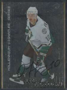 1999-00-IN-THE-GAME-BE-A-PLAYER-MILLENNIUM-SIGNATURE-OLEG-TVERDOVSKY-AUTO