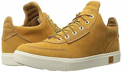 Men's Timberland AMHERST HIGH-TOP CHUKKA SHOES, TB0A1G8D231 Sizes 8.5-14 Wheat