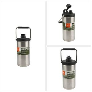 1//2 AL STAINLESS STEEL WATER JUG Outdoor Camping Drink Vacuum Insulated Coolers