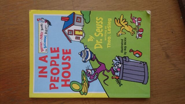 in a peoples house / seuss /paperback
